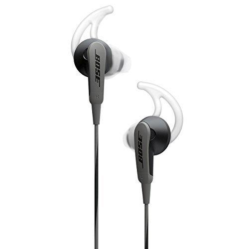 Bose SoundSport in-ear headphones - Charcoal