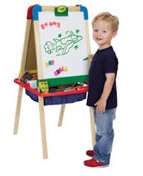 crayola 3 in 1 double easel with magnetic letters crayola 3 in 1 magnetic wood easel toys 21223 | 31O5u8bgQLL