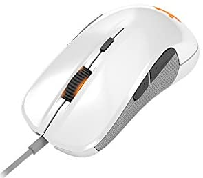 SteelSeries Rival Optical Mouse Whiteゲーミングマウス 62278