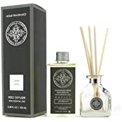 The Candle Company Reed Diffuser With Essential Oils - Sandalwood- 100ml/3.38oz - B01LEKHQRE