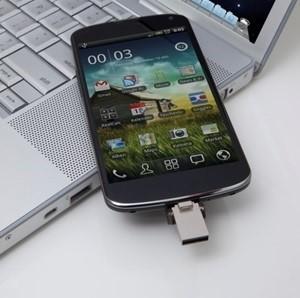 Kingston DataTraveler microDuo Flash Drive