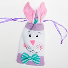Easter Bunny Drawstring Bags