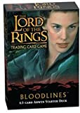 Lord of the Rings Bloodlines Trading Card Game Arwen Starter Deck