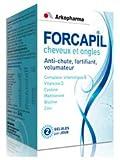 Forcapil Cheveux et Ongles 180 gélules + 60 gélules Arkopharma