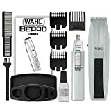 Wahl 5537 420 Moustache And Beard Trimmer And Nose Trimmer