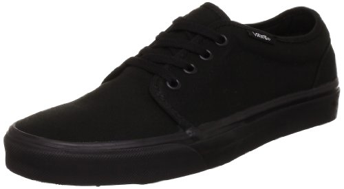 Vans Vulcanized - Zapatillas, unisex, color negro (black), talla 43