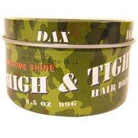 Dax High & Tight Hair Dress Awesome Shine 3.5 Oz