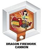 Disney Infinity Series 3 Power Disc Dragon Firework Cannon (from Mulan)
