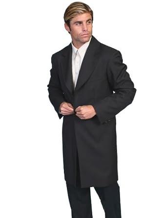 Victorian Mens Suits & Coats Scully Old West Frock Coat  AT vintagedancer.com