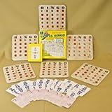 Travel Bingo Shutter Card Game Set