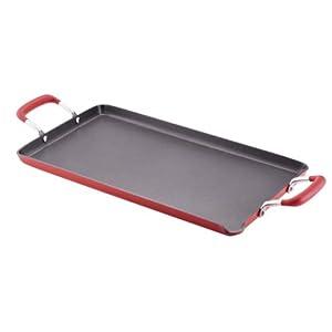 Plancha de 2 quemadores para pancaking simultáneo máximo