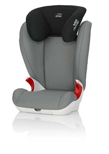 Romer KID II - Silla de coche, color gris