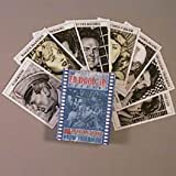 The Ed Wood Jr. Players 36 Trading Cards Drawings by Drew Friedman