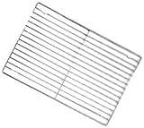 Kaiser 2300769899 Patisserie Auskühlgitter rechteckig, Metall verchromt, 46 x 30 cm