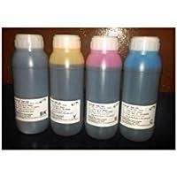 500ml Inks For Epson L100, L110, L200, L210, L300, L350, L355, L510 Printers (500ml X 4 Bottles)