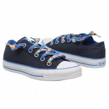 Converse Women's CONVERSE CT DBL LACE OX WMNS BASKETBALL SHOES