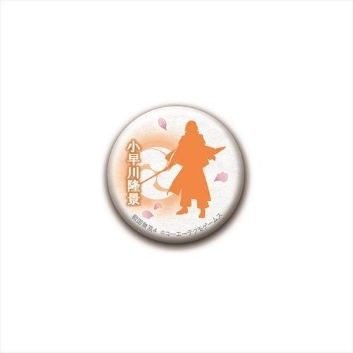 Samurai Warriors 4 cans badge collection (set of 3) Kobayakawa Takakage