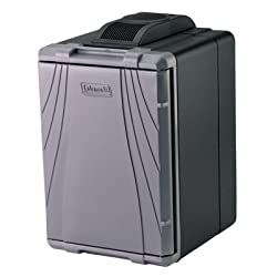 Coleman 40 qt TE Cooler with Power CD Cold