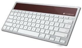 LOGICOOLワイヤレス ソーラーキーボード k760