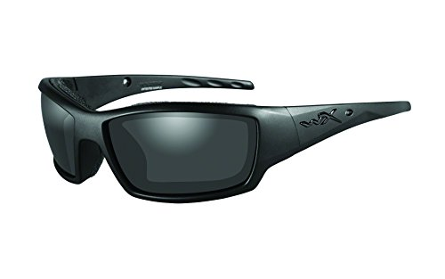 Wiley-X CCTID01 Climate Control WX TIDE Sunglasses Grey Lens/Matte Black Frame