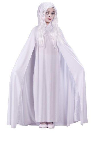 Gossamer Ghost Hooded Cape