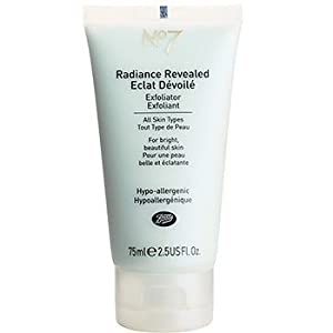 Boots No7 Radiance Revealed Exfoliator