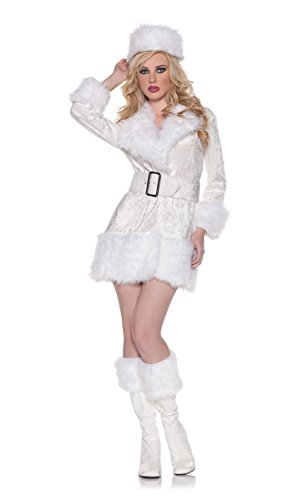 Women's Sexy Winter Russian Costume