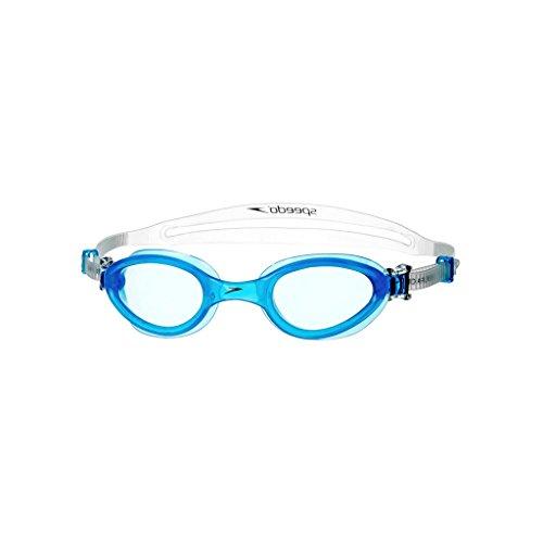 Speedo Futura One - Gafas de natación unisex, color azul, talla única