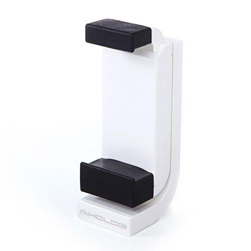 サンワダイレクト+iPhone・スマホ三脚ホルダー+スマートフォンアタッチメント+90度回転+200-CAM025