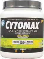 CytoMax Sports Performance Drink Mix - 1.5lbs - COOL CITRUS
