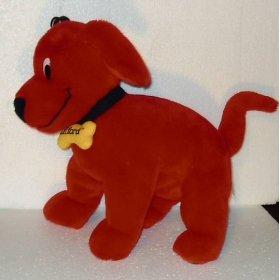 "Amazon.com: Clifford the Big Red Dog, Large Plush 15"" Doll"