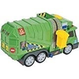 Fast Lane Lights And Sounds 6 Inch Garbage Truck Toys R Us Exclusive