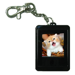 "Amazon.com: Mini 1.5"" LCD Digital Photo Frame KeyChain"