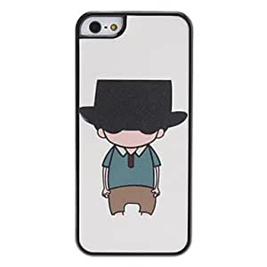 iphone 5s boy cases iphone 5s wkell hat boy pattern 14752