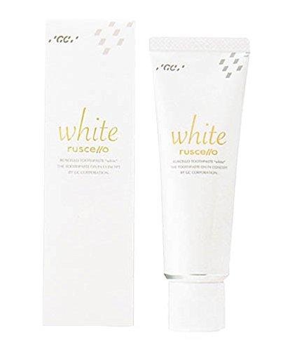 GC ルシェロ歯磨きペースト ホワイト 100g 1本