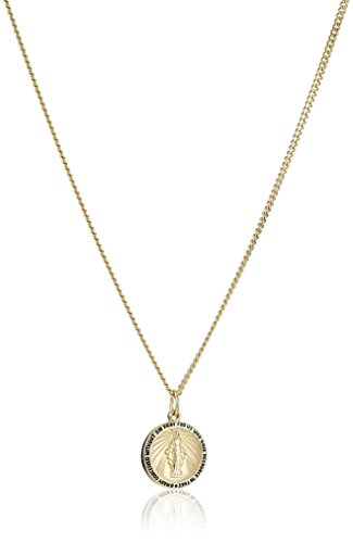 Top recommendation for miraculous medal gold 14k