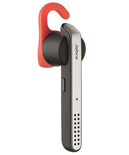 Jabra STEALTH シルバー ワイヤレス Bluetooth イヤホン ヘッドセット (モノラル 小型 軽量) 【日本正規代理店品】