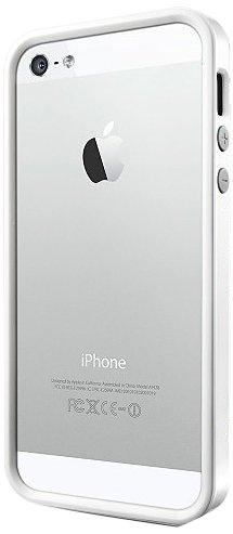SPIGEN+SGP+iPhone5ケース+ネオ・ハイブリッド+EX+スノーシリーズ+[サテンシルバー]+【SGP09519】