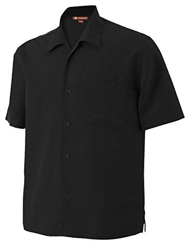 ha textured camp shirt