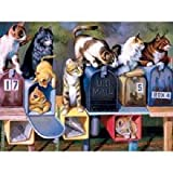 Great Expectations Puzzle, 550 Pieces by SERENDIPITY PUZZLE CO., INC.