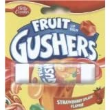 Fruit Gushers Strawberry Splash Flavored Lip Balm 17134