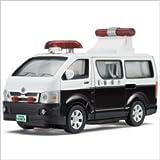 Diamond Pet DK-3107 1/36 Scale Police Car (japan Import)