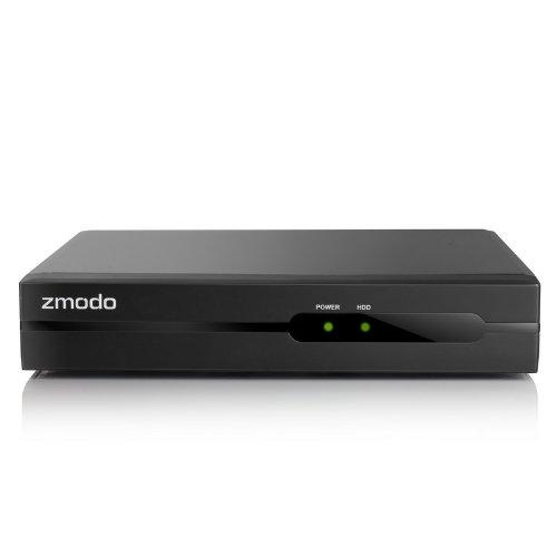 Zmodo 4 Channel 720P HD Network Video-ZP-NE14-S