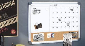 "Amazon.com : Board Dudes 7.5"" x 23"" Horizontal Magnetic"