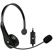 The Best Sony PlayStation 3 USB Chat Headset CPS301-CPS301 - Take Down Enemies While Maintaining Full Contact...