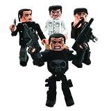 Punisher: War Zone Minimates Box Set