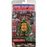 Teenage Mutant Ninja Turtles NECA Comic Style Action Figure Michelangelo