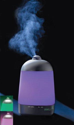 Greenair Spa Vapor+ Oil Diffuser Advanced Wellnss Instant