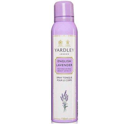 Yardley English Lavender Deo Spray (150ml) (pack Of 2)