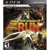 Need For Speed: The Run Limited Edition (PS3)